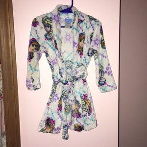 Other - Girls Frozen bathrobe 2T